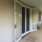 french doors white